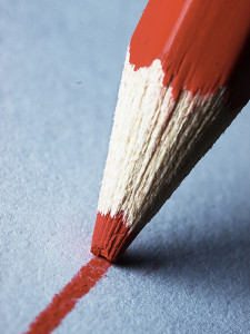 Red-pencil-writin